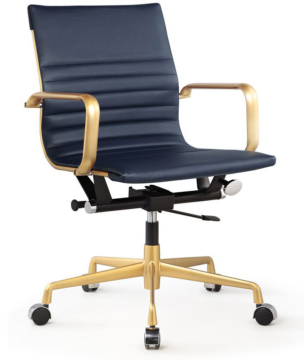 Ghế văn phòng chân xoay cao cấp giá rẻ