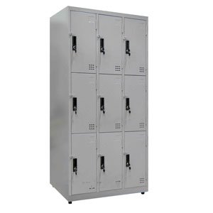 Tủ locker 9 cánh 9C3K