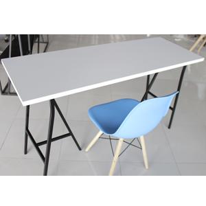 Bộ bàn ghế chân Kiểu chữ R (50cm x 1m4) SBS05
