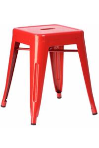 Ghế Dlix 01 - Màu đỏ