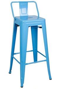 Ghế Clix - Màu xanh dương