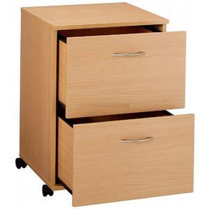 Tủ cabinet 2 hộc không khóa ST02
