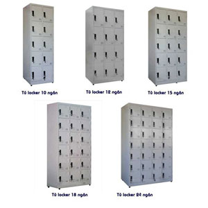 Tủ sắt nhiều ngăn, Tủ 12 ngăn, 15 ngăn, 18 ngăn, 21 ngăn, 24 ngăn, 30 ngăn